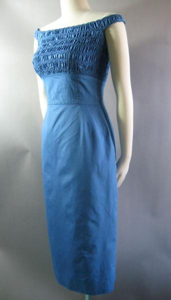 50s wiggle dress Jerry Glidden Shannon Rodgers